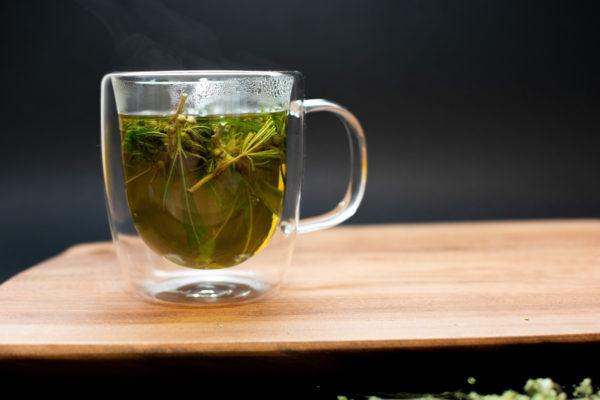 Herbata konopna - na co pomaga?