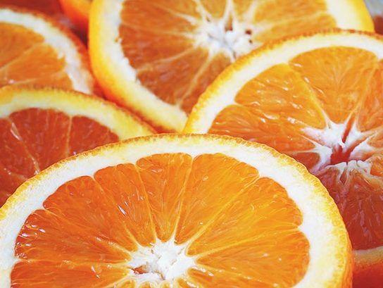 Herbata konopna z pomarańczą