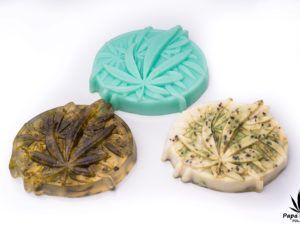 Mydełka dekoracyjne z CBD