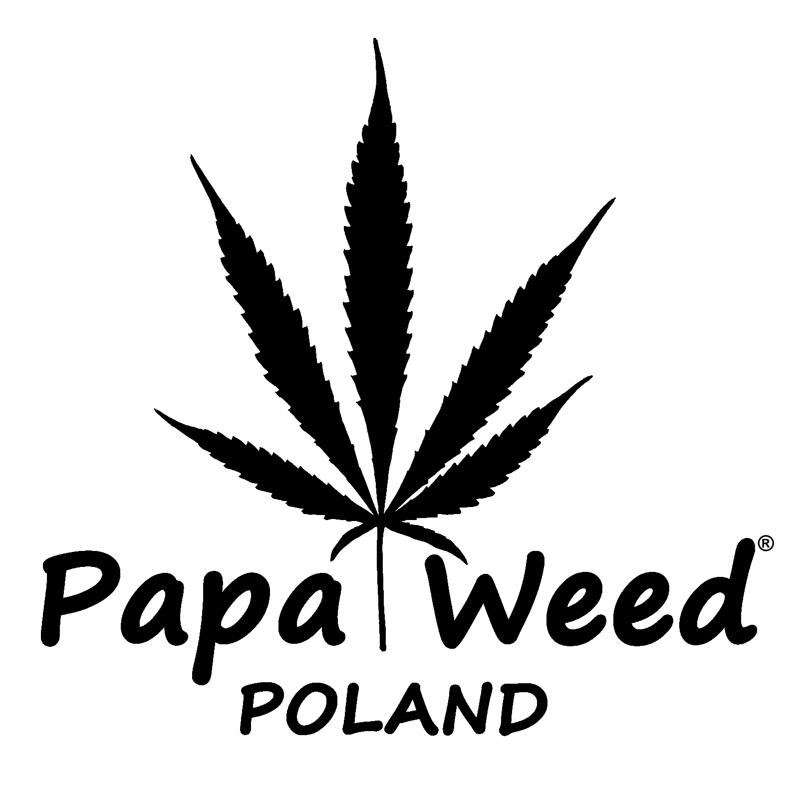 Logo PapaWeed Poland